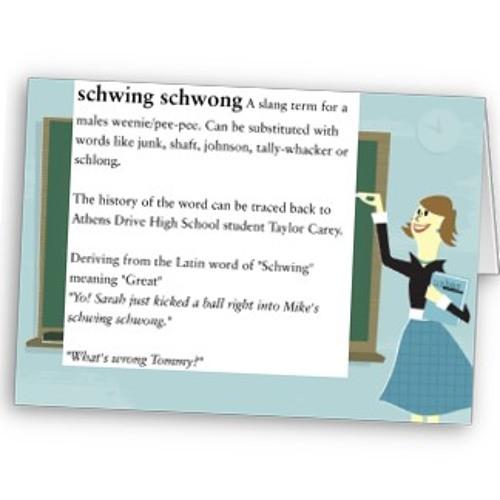 Schwing Schwong (WIP) [Moombahcore]