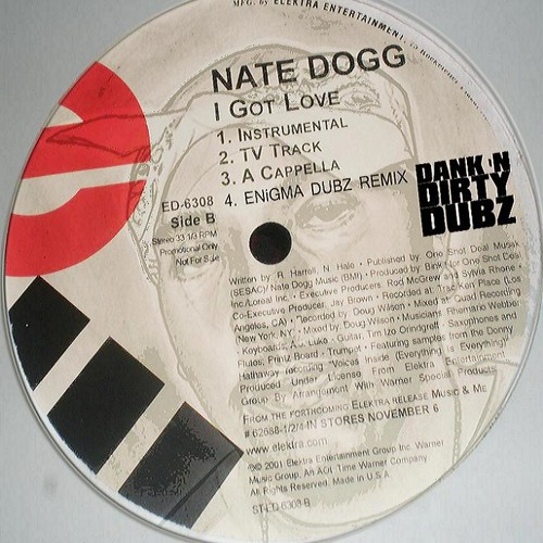 DANK007 - Nate Dogg - I Got Love (ENiGMA Dubz Remix) [FREE DOWNLOAD]