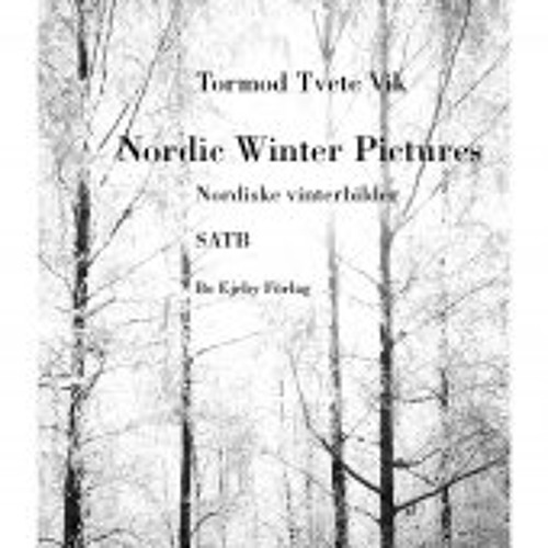 Nordic Winter Pictures Movement 1: Frozen Voice (live edit) Choir SATB
