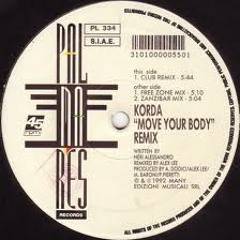 Korda - Move Your Body (Lucan's Muse Extended Edit)