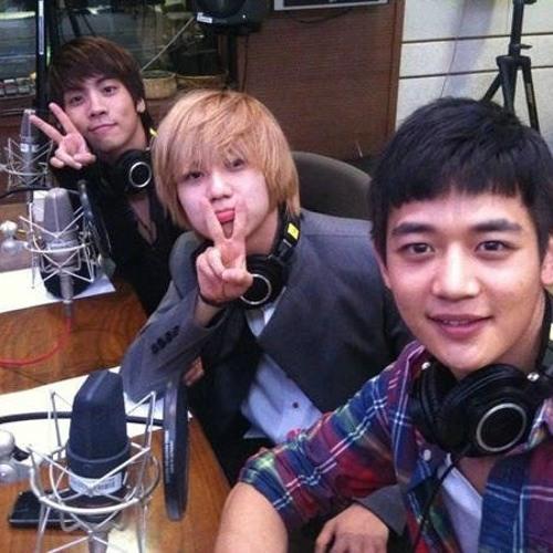 SHINee Minho ft. Jonghyun & Taemin - Guilty [October 20, 2010]