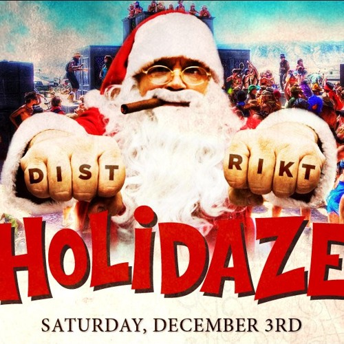 DJ Kramer - Live at DISTRIKT Holidaze 2011 @ Public Works, San Francisco