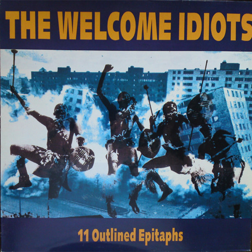 The Welcome Idiots - Give it Away (1990)
