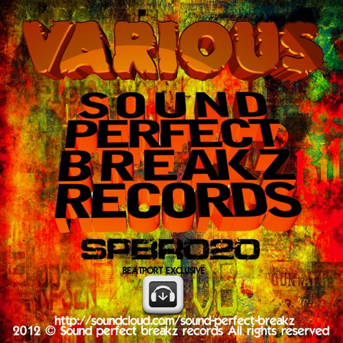 Hells Exilers - Wait a minute (Original mix) ----- (SOUND PERFECT BREAKZ RECORDS)