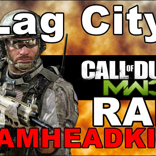 Lag City (Rack City Parody)