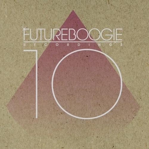 Maxxi Soundsystem - Into The Future - Futureboogie 10