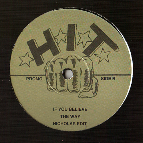 """NMH001 - Nicholas - """"If You Believe"""""""