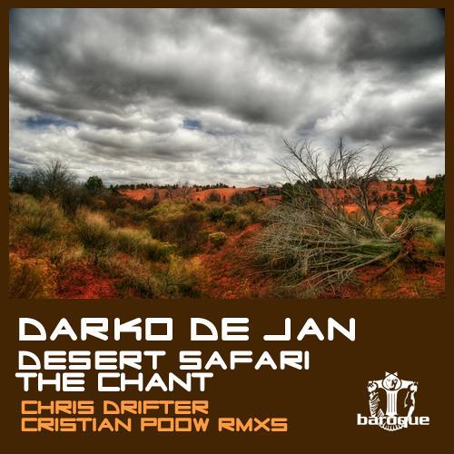 Darko De Jan - Desert Safari EP