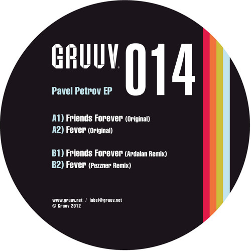 Pavel Petrov - Friends Forever (Ardalan Remix)