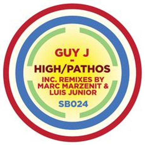 Guy J - High (Marc Marzenit Remix) SB024 (preview)
