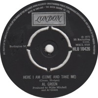 (320) AL GREEN - HERE I AM (Lac's 9 mins of love for the edit groupers remix)