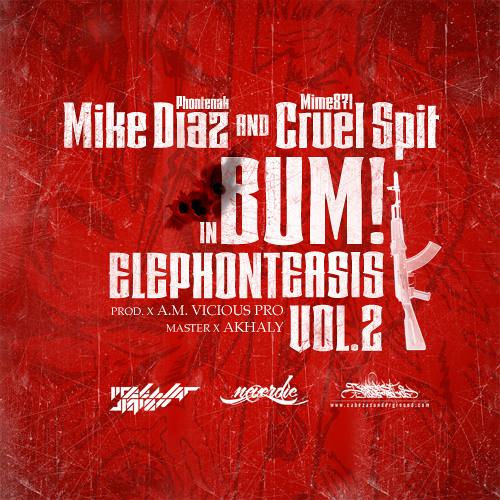 08. Bum - Phontenak ft Mime871 (prod. x A.M. Vicious)