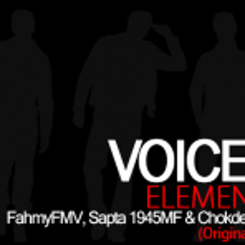 FahmyFMV, Sapta 1945MF, Chokdee MV - Voices Elements (Original Mix)