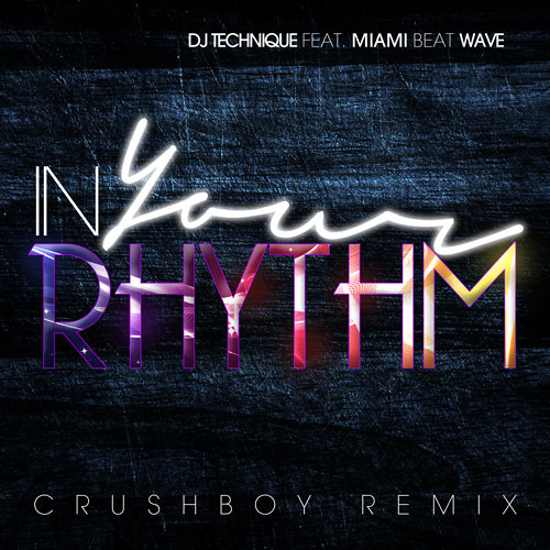 DJ Technique Feat. Miami Beat Wave - In Your Rhythm (CRUSHBOY Remix)
