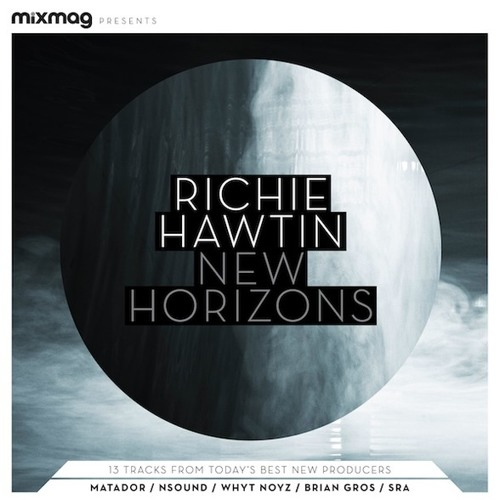 Richie Hawtin - Richie Hawtin presents New Horizons - 11 - SRA - CRASH