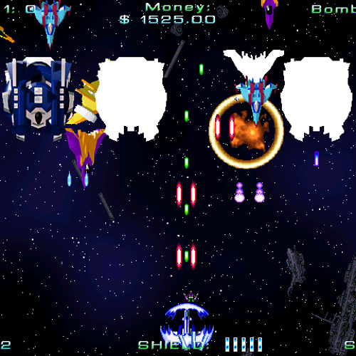 Space Shooter 2012