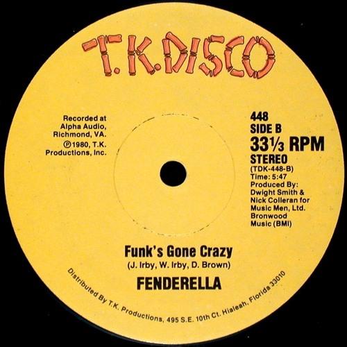 Fenderella ''Funk's Gone Crazy''