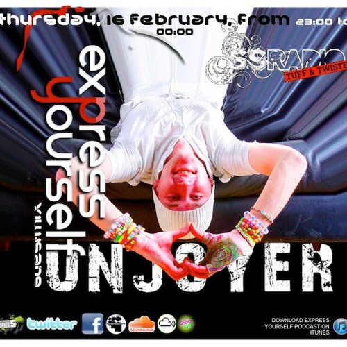 Unjoyer Guestmix on SSRadio UK 16 Feb 2012