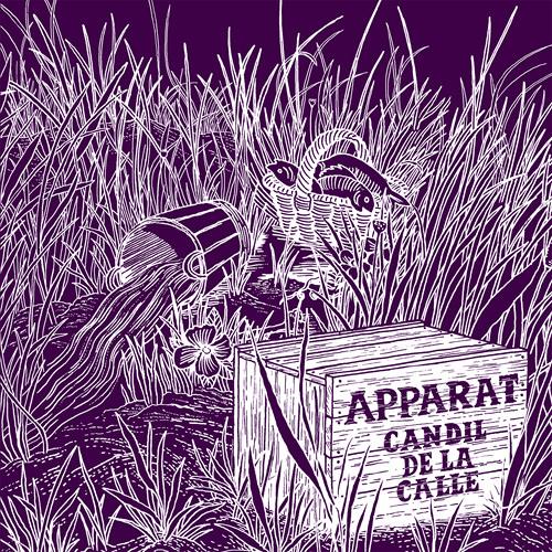 Apparat - Candil De La Calle (Apparat Dub Mix)