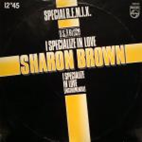SHARON BROWN: I Specialize In Love (King DJ edit)