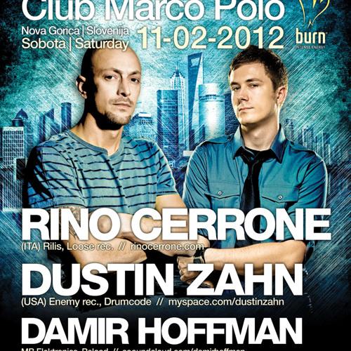 Rino Cerrone @ Marco Polo (11.02.2012), Nova Gorica SLO