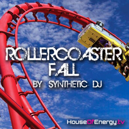 Rollercoaster fall