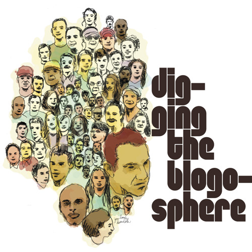 Diggin The Blogosphere Compilation (Teaser mix by Guts)