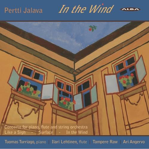 Pertti Jalava - Concerto for Piano Flute and String Orchestra 1 Allegro