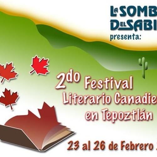 Bridget Estavillo nos invita al 2º Festival Literario Canadiense.