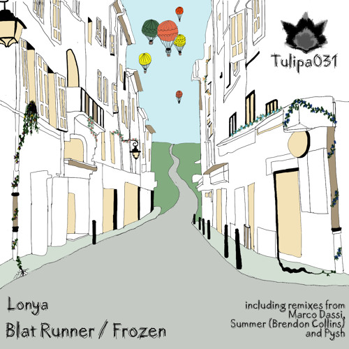 Lonya - Frozen - Summer *Brendon Collins* Silver Apples Of The Moon Mix (Tulipa Recordings)