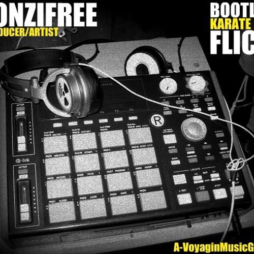 A-VoyaginMusicGroup - BOOTLEG KARATE FLICK - 08 Midnight Manuever (Prod by.Sicsteenpads)
