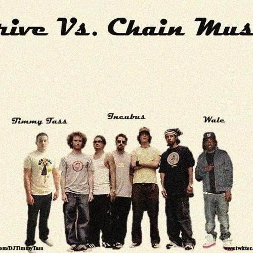 Wale Vs.Incubus- Drive Music (Timmy Tass Mashup)