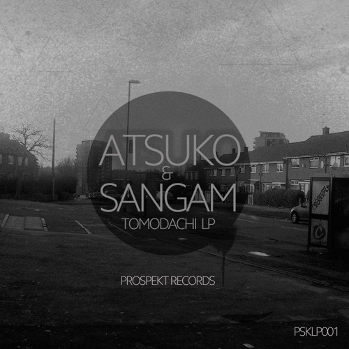 PSKLP001 - Atsuko & Sangam - Tomodachi Clip - OUT NOW ______Get An LP for the price of an EP!!