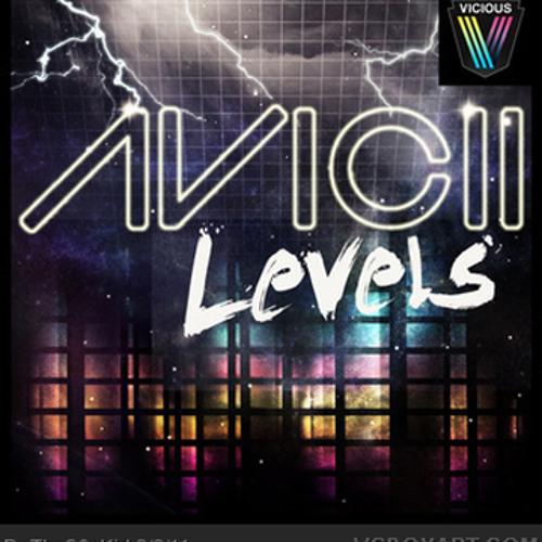 Avicii - Levels (Techno/Bootleg Remix)