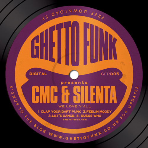 CMC&Silenta - Feelin Moody - FREE DOWNLOAD see description