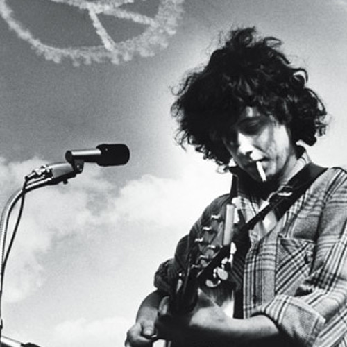 Woody & Arlo Guthrie - Riding in my car