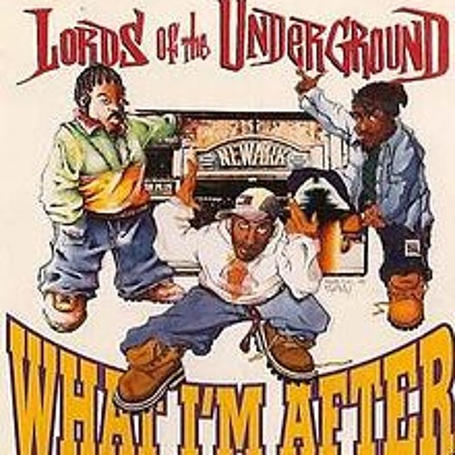 Lords Of The Underground & Redman vs Masta Ace - What I'm After - FREE DL