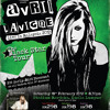Just now, Sk8ter Boy by Avril Lavigne Live In KL