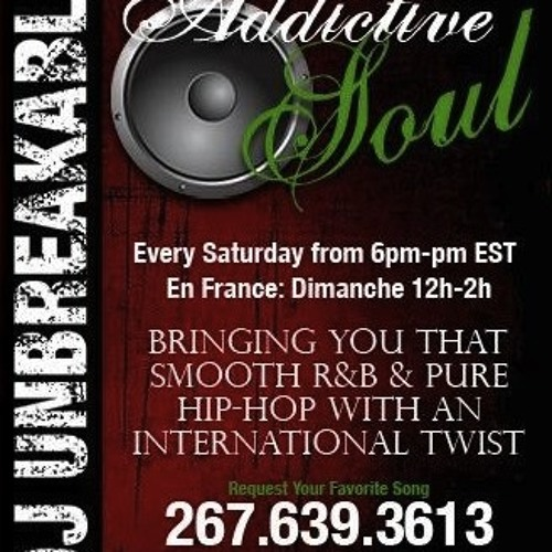 dj tnt   Guest Mix for DJ Unbreakable's Addictive Soul on Volta Radio, Philly