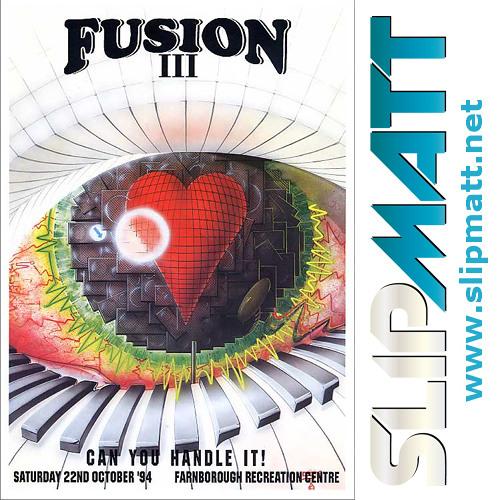 Slipmatt - Live @ Fusion III 22-10-1994
