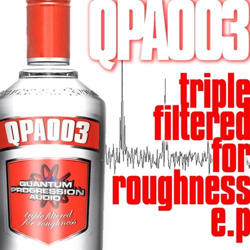 Rich Tones - Triple Filtered For Roughness (Schoco remix clip) [Quantum Progression Audio]
