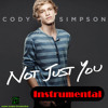 Not Just You -  Cody Simpson (Instrumental).mp3
