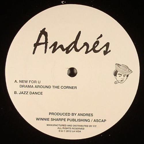 Andrés - Jazz Dance