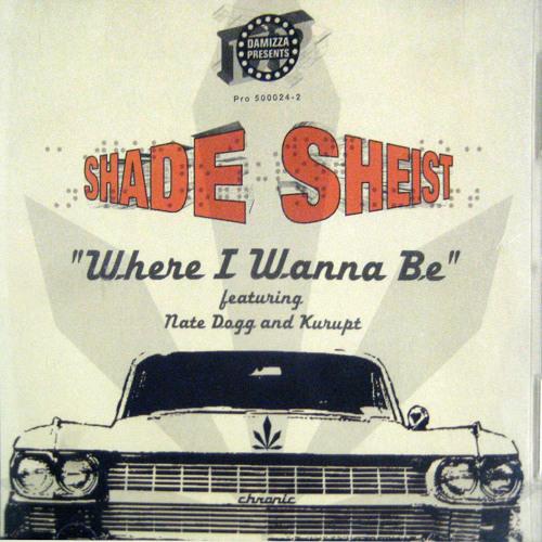 Shade Sheist feat. Nate Dogg & Kurupt - Where I Wanna Be (Buré Remix)