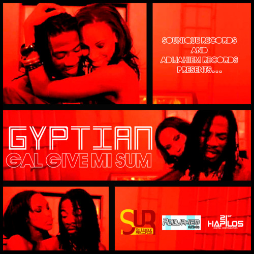 GYPTIAN - GYAL GIMMIE SOME (MASTER)