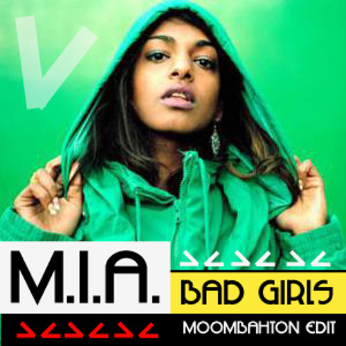 M.I.A. - Bad Girls (Jimmy Love Moombahton Remix) - 108BPM