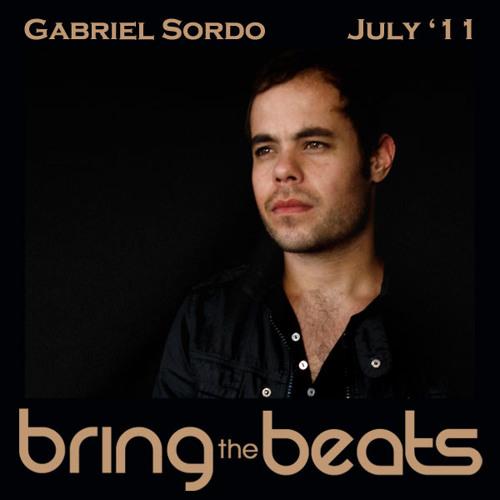 Gabriel Sordo - bringthebeats - July 2011