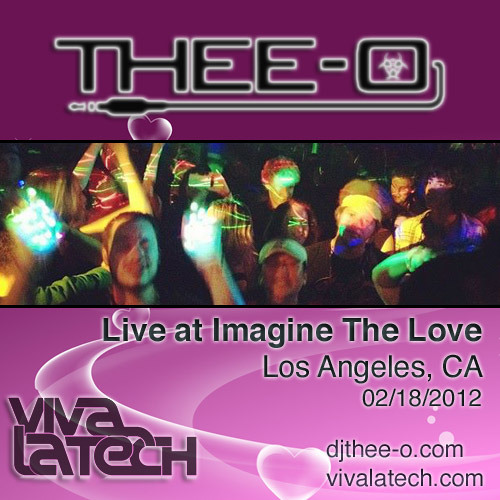 Thee-O - Live at Imagine The Love (02/18/12)