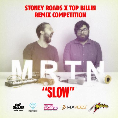 MRTN - SLOW (FT. Lovisa Negga) (FAST FEET's DEEP FLOW REMIX) *FREE DL*