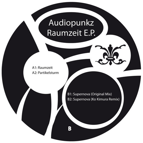 Audiopunkz - Raumzeit (Original) -FULL VERSION- #M.M.A.D Records 010#
